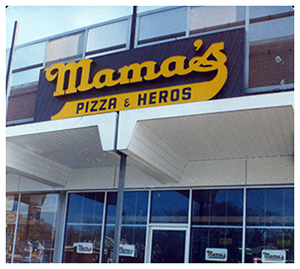 First Mama's Pizza and Heros